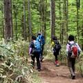 登山グループ