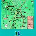 北杜市案内地図