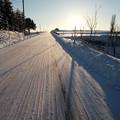 Photos: 雪坂