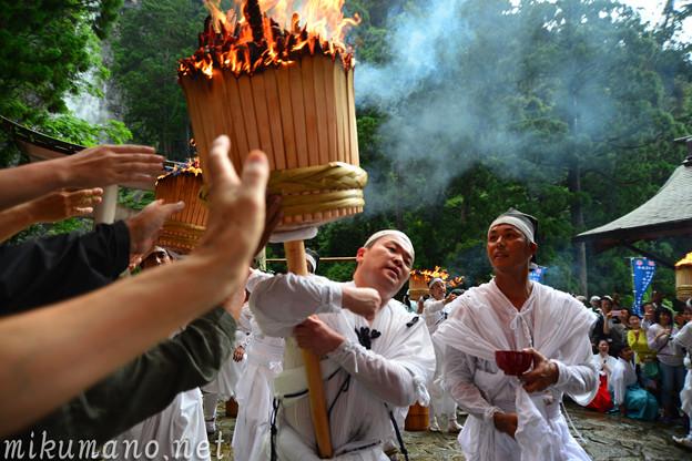 熊野那智大社例大祭11・本祭