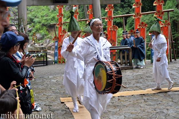 熊野那智大社例大祭21・本祭