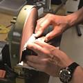 Photos: 6_金属装着部の研磨