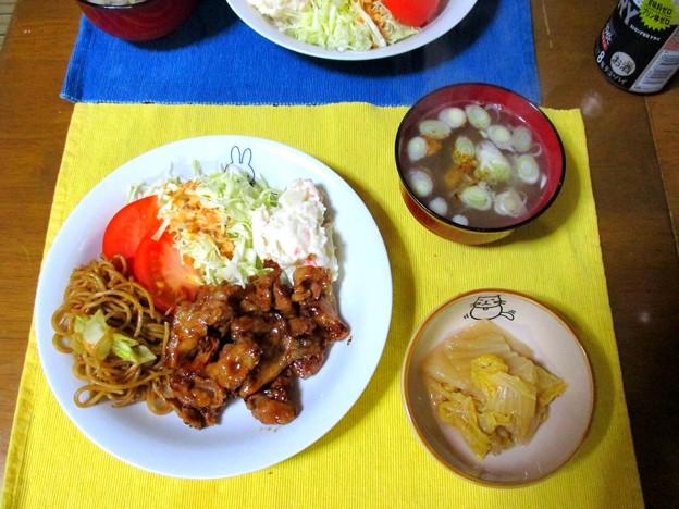 豚丼のアタマ…