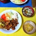 Photos: 豚丼のアタマ…