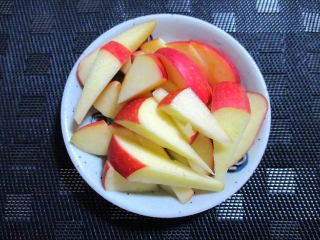 りんごのぬか漬け