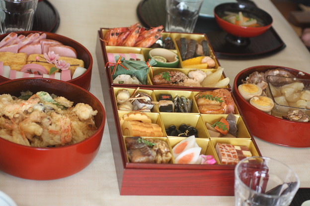 Photos: 0101 おせち (1)