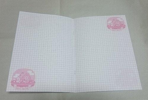 Photos: ファミリーマート・サークルK・サンクス限定 カナヘイの小動物オリジナルA5ノート