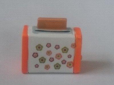 ミニオブジェ(昭和家電) トースター