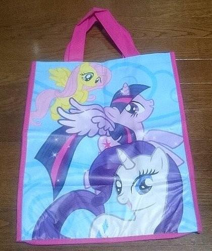 My Little Pony PACKABLE SHOPPER
