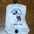 Disney カラビナ付き エコバッグ