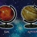 Photos: カプセルde地球儀 ver.Planet