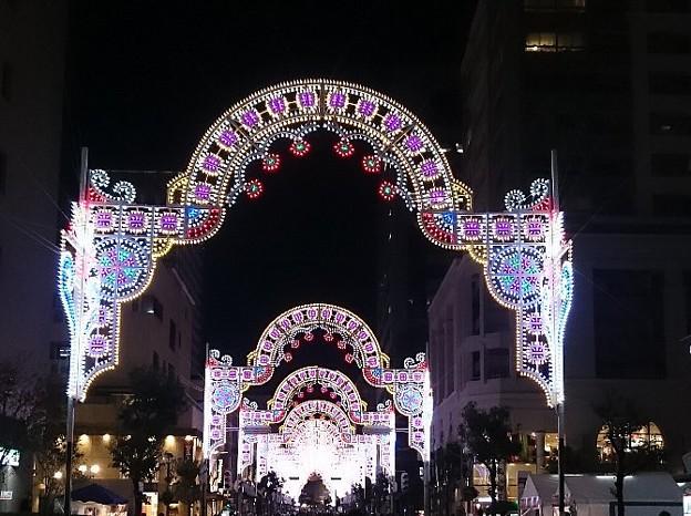 2017神戸ルミナリエ