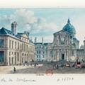 Photos: La_place_et_la_chapelle_de_la_Sorbonne,_par_Victor_Jean_Nicolle_(1754-1826)