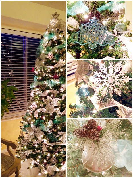 Our tree is ready♪