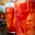 写真: Strawberry Lemonade♪