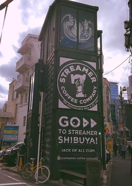 街角…Cafeらしい…w