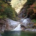 二段小滝(三丈ノ滝?)