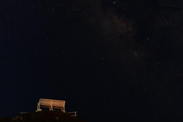 野島崎の星空