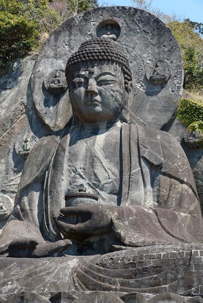 鋸山日本寺の大仏