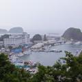Photos: ウトロの夕陽台@2013北海道旅行2日目