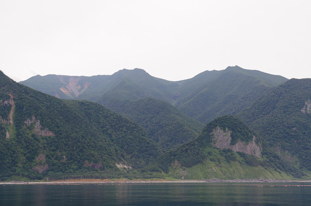 知床岳2013@北海道旅行最終日