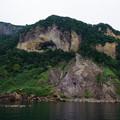 Photos: 知床半島の岩々@2013北海道旅行最終日