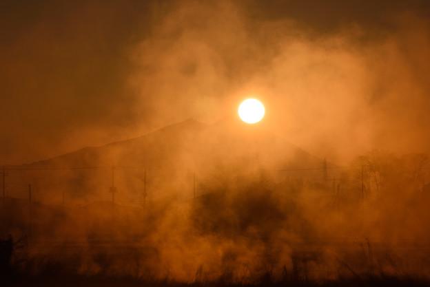 地霧の向こう