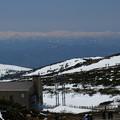 Photos: 蔵王山頂から望む