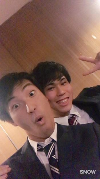 写真: ハンタージョニー&ダイスケ