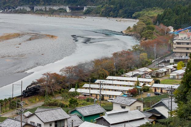 大井川鐵道 大和田