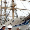 神戸開港150周年記念*海王丸3