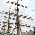 神戸開港150周年記念*海王丸5