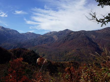 ヒワ平からの眺め