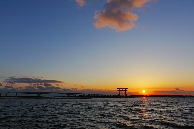 写真: 弁天島1s