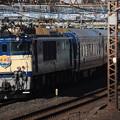 EF64-1052+14系客車尾久車 寝台特急北陸号