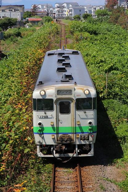 キハ40形1700番台キハ40-1798 普通函館行き