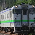 Photos: キハ40形700番台キハ40-823 普通長万部行き
