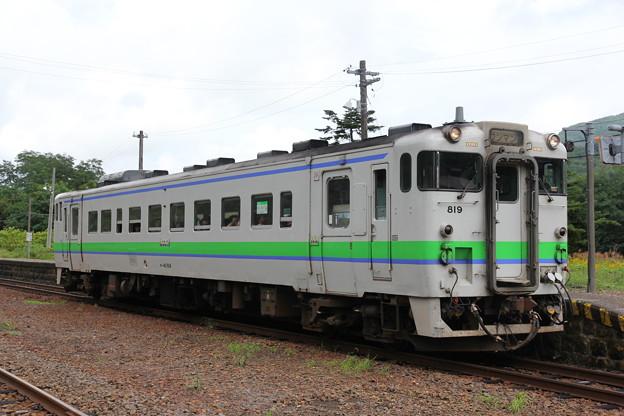 キハ40形700番台キハ40-819 普通倶知安行き