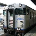 キハ40形3000番台キハ40-3005 普通総社行き
