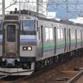 Photos: キハ201形ナホD-101編成 快速ニセコライナー札幌行き