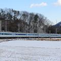 189系トタM50編成 ホリデー快速富士山1号