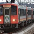 写真: キハ120形300番台キハ120-346 普通富山行き