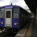 キハ120形300番台キハ120-303 普通亀山行き