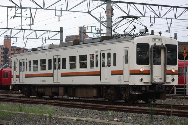 119系5100番台カキM6編成 普通豊川行き