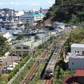 Photos: 113系2000番台マリ116編成 団臨「ありがとう113系横須賀線の旅」