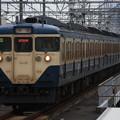 113系1000番台マリS65編成 快速旅れっしゃ京葉号新習志野行き