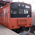 Photos: 201系トタT131編成 廃車回送