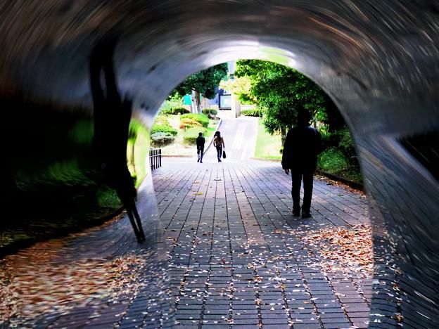 不思議トンネル