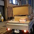 写真: 1トントラック