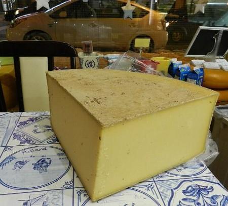 ボーフォールというチーズ、札幌